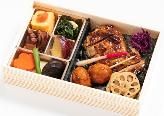 十八番 鶏西京焼き弁当